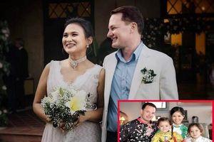 Chồng cũ ca sĩ Hồng Nhung cưới vợ mới sau nửa năm công khai ly hôn