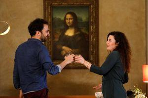 Cơ hội qua đêm miễn phí với 'nàng Mona Lisa' tại bảo tàng Louvre