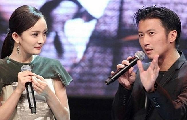 Tạ Đình Phong lên tiếng về tin đồn hẹn hò với Dương Mịch