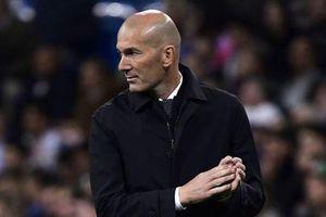 HLV Zidane thừa nhận 'bất lực' trước các học trò