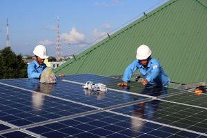 Điện mặt trời áp mái: Giảm áp lực cho nguồn cung điện