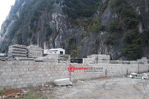 Công ty TNHH Đức Ngọc Quảng Ninh 'ngang nhiên' sử dụng đất sai mục đích