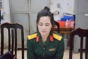 Thông tin chính thức về người phụ nữ giả danh đại tá quân đội