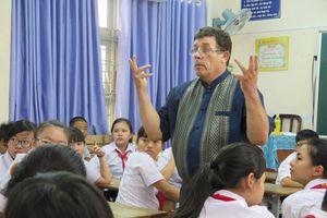 TPHCM khảo sát năng lực ngoại ngữ học sinh lớp 9