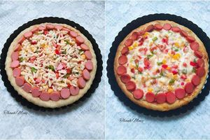 Chờ gì mà không học ngay công thức làm bánh pizza siêu dễ, siêu chuẩn này