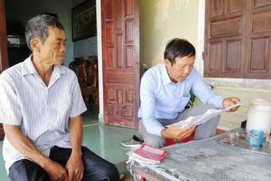 Hà Tĩnh: Cán bộ thôn bán cả lúa giống nhà nước cấp cho dân