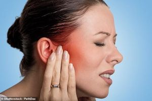 Miếng dán chữa chứng ù tai