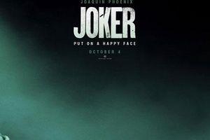Rùng mình với poster mới của Joker 2019