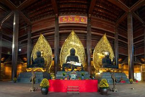 Ngôi chùa, còn là nơi để giáo dục nhân cách
