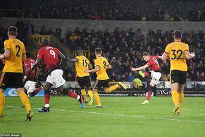 Manchester United thua Wolverhampton: tại cầu thủ hay tại Solskjaer 'non'?