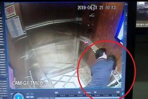 Danh tính gã đàn ông hôn, sàm sỡ bé gái trong thang máy ở Sài Gòn