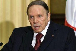 Tổng thống Algeria từ chức, người dân xuống phố ăn mừng