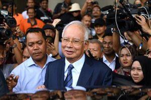 Cựu thủ tướng Malaysia Najib ra hầu tòa