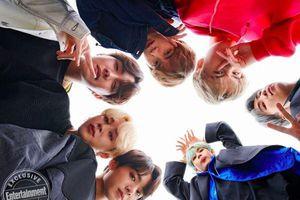 Hình ảnh BTS trên báo Mỹ đang gây sốt nhưng cách nó được chụp mới là điều gây bất ngờ
