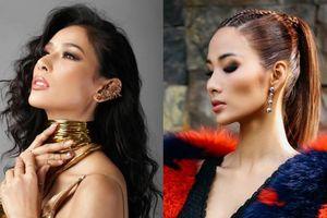 Giật mình cứ ngỡ Hoàng Thùy thi Hoa hậu Hoàn vũ Philippines 2019