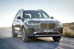 Vừa ra đại lý, BMW X7 đã bị triệu hồi do lỗi ghế ngồi