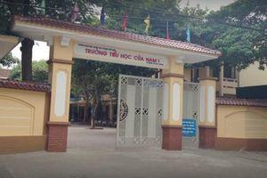 Nghệ An: Học sinh lớp 5 mang dao đến trường đâm bạn nhập viện