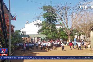 Gia Lai: Chủ tịch xã Ia Băng vào trường đánh học sinh