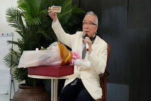 Nhật Bản đến Việt Nam giới thiệu vắc xin ngừa ung thư
