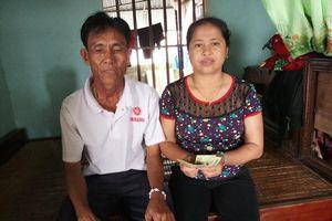 Cẩm Xuyên (Hà Tĩnh): Hoàn trả tiền bảo trợ xã hội cho người tàn tật sau khi Dân sinh phản ánh