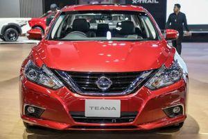 Tạm ngừng bán tại Việt Nam, Nissan Teana 2019 gây 'sốt' tại Thái Lan