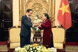 Tăng cường tình hữu nghị giữa nhân dân hai nước Việt – Trung