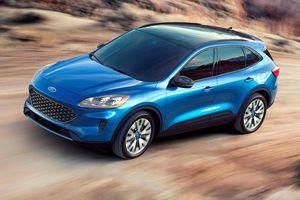 Ford vén màn mẫu crossover Escape 2020 được nâng cấp toàn diện