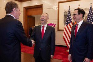 Mỹ-Trung Quốc nối lại nỗ lực 'vượt núi' để kết thúc chiến tranh thương mại