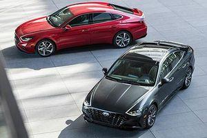 'Soi' những trang bị hoàn toàn mới trên Hyundai Sonata 2020