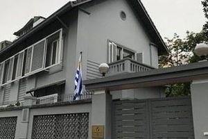 Trụ sở Đại sứ quán Uruguay chuyển sang số 61 Lý Thường Kiệt