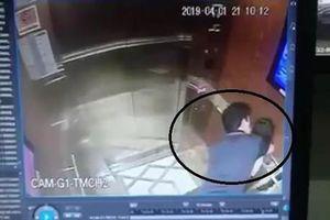 Hành vi sàm sỡ bé gái trong thang máy có thể chịu án tù cao nhất 7 năm