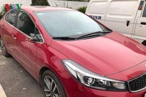 Hàng loạt xe ô tô tại đô thị Hồng Hà Ecocity bị vặt gương