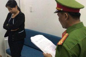 Đà Nẵng: Vẽ dự án 'ma', nữ Tổng giám đốc công ty bất động sản bị bắt