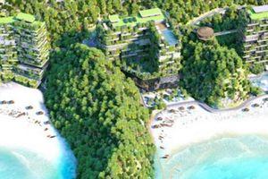 Phát hiện sai phạm tại Dự án Flamingo Cát Bà Beach Resort