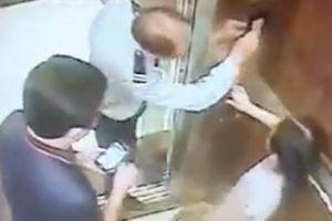 Kẻ cưỡng hôn, sờ soạng bé gái trong thang máy ở Sài Gòn đã về Đà Nẵng ngày hôm qua
