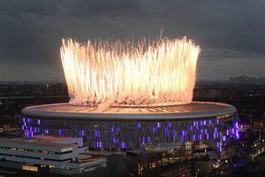 Ngắm siêu SVĐ hoành tráng nhất nước Anh, vừa khánh thành đêm qua