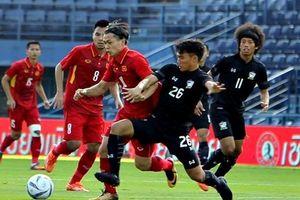 Tuyển Việt Nam đá King's Cup tại Chang Arena