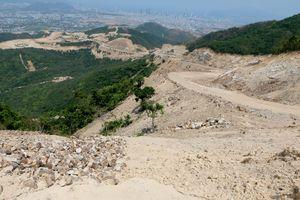 Băm nát núi Chín Khúc để xây dự án tâm linh, dựng tượng Phật cao 153 m