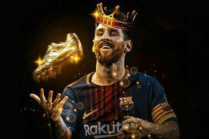 Messi được bầu là 'Vua sút phạt mọi thời đại'
