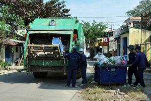 Hà Nội phấn đấu thu gom 100% rác thải sinh hoạt trong ngày