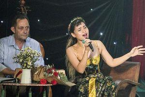 Ca sĩ trẻ làm mới nhạc Trịnh
