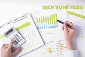 Ai được phép kinh doanh dịch vụ kế toán?