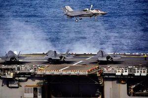 Mục đích Mỹ đưa số F-35B kỷ lục đến Biển Đông