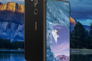 Xuất hiện Nokia X71 với 3 camera sau, đẹp lịch lãm