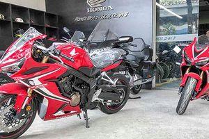 Cận cảnh Honda CBR650R giá 254 triệu tại TP HCM
