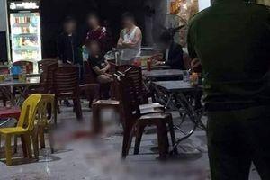 Vụ hỗn chiến trong quán nhậu ở Thái Nguyên: 1 người tử vong tại chỗ, 3 người nhập viện