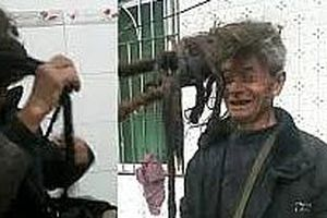 Trung Quốc: Mái tóc dài 5,5m của người đàn ông suốt 54 năm không cắt gây sốt mạng xã hội