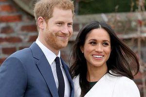 Vợ chồng Hoàng tử Anh Harry phá kỷ lục trên Instagram