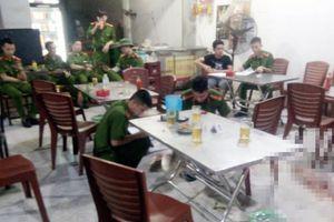 Xông vào quán nhậu chém loạn xạ ở Thái Nguyên: Nguyên nhân do mâu thuẫn tình cảm