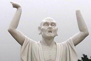 Sở Văn hóa Hà Nội đề nghị làm rõ vụ phá 16 tượng La Hán